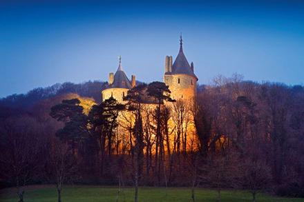 Fairytale Castles in Cardiff
