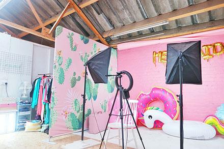 Mermaid Gossip Youtube Studio
