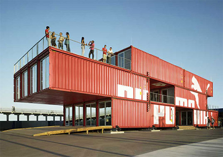 Shipping Containers - Puma