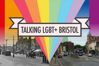 LGBT+ Bristol, part of Bristol Pride