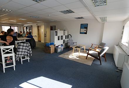 Wildscreen office